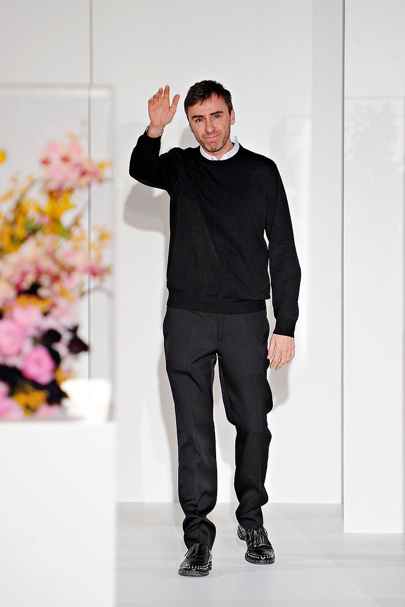 Raf Simons was the most googled fashion designer in 2015. Tommie Hilfiger, Karl Largerfeld and Giambattista Valli also made the top ten.