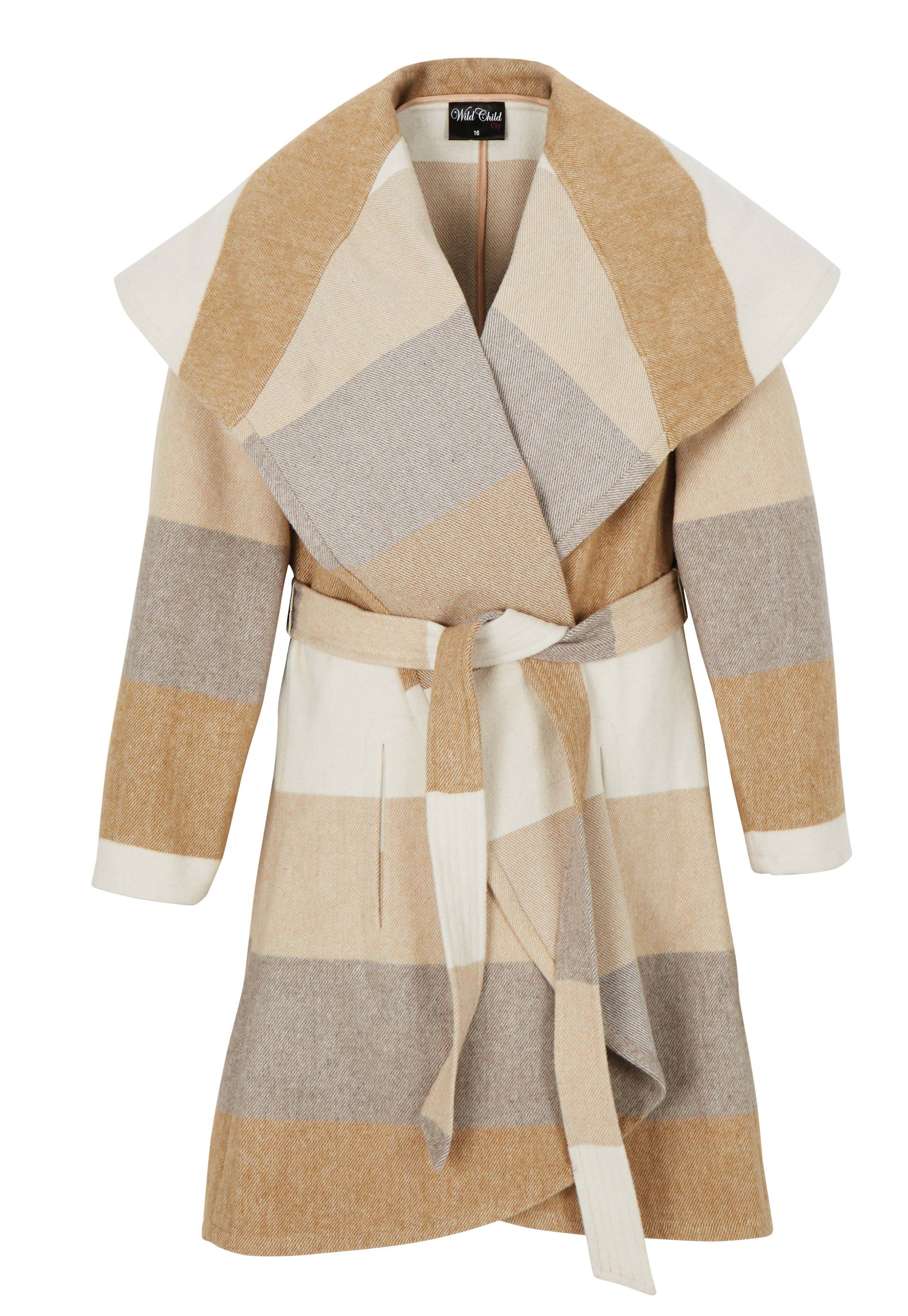 6077828 Wild Child City Shawl Coat $169.99