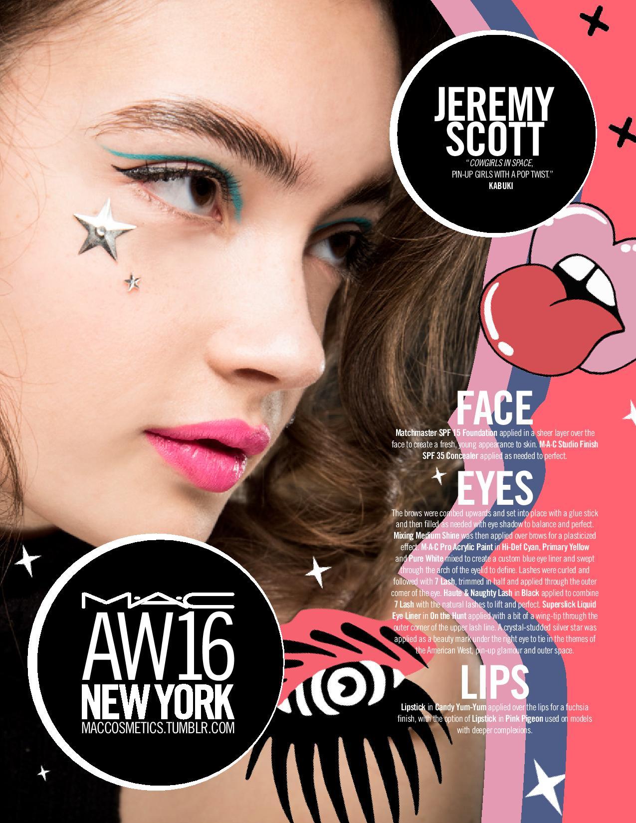 AW16_DAILY FACECHART_NEW YORK_FEB 15 Carolina Herrera, Jeremy Scott, Rag...-page-003