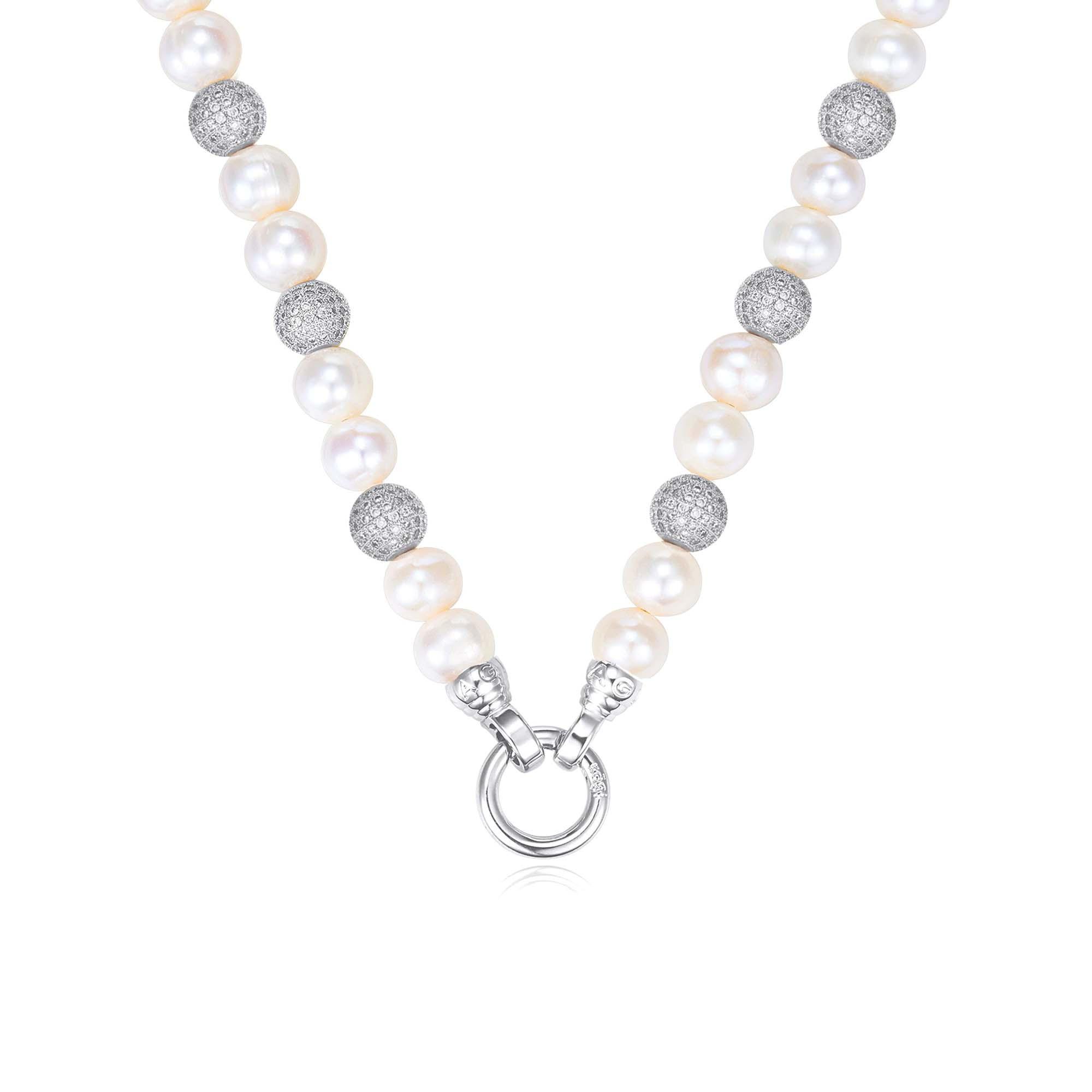 Kagi Pearl Luxe Necklace 49cm $249 www.kagi.net
