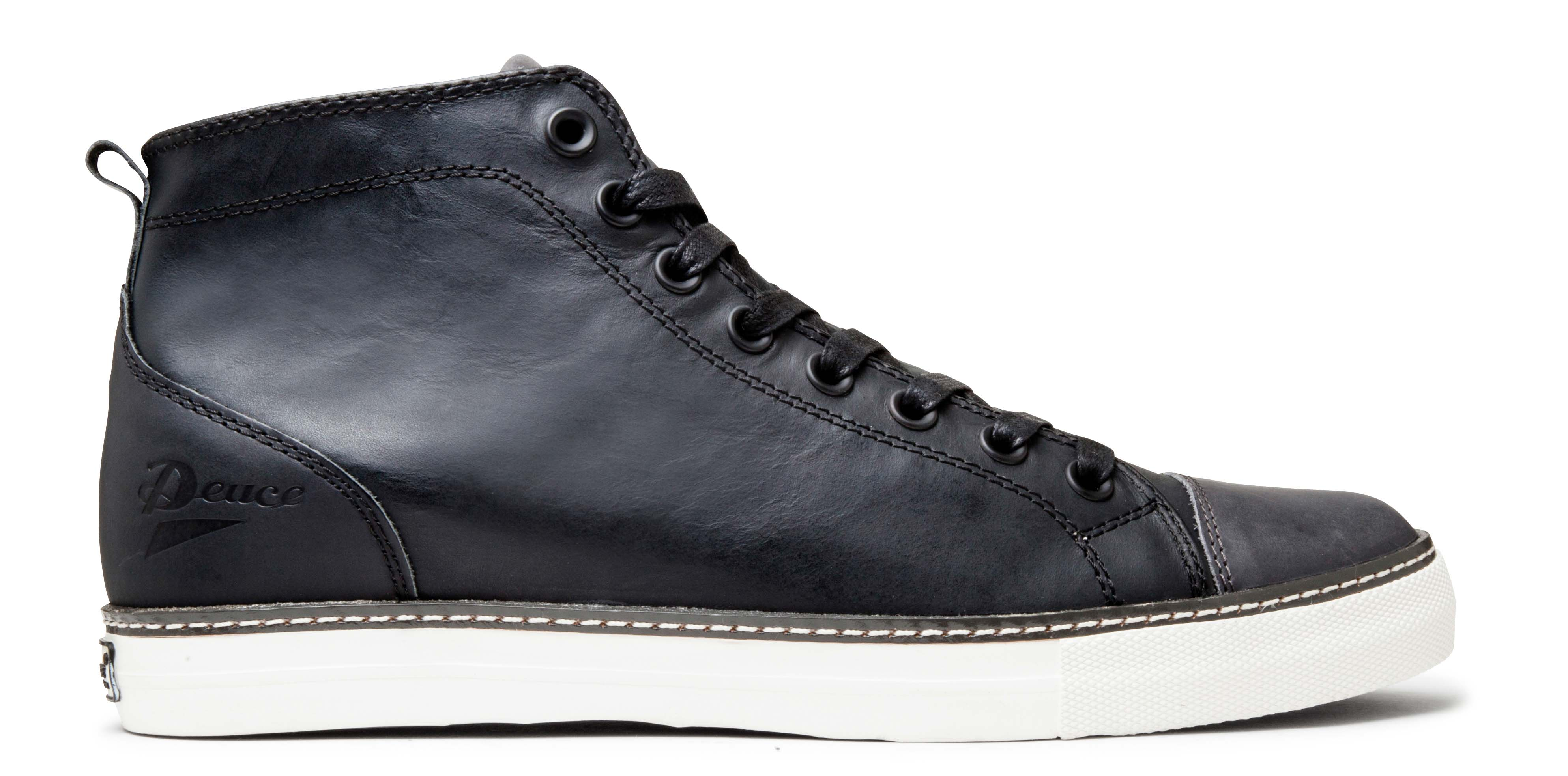 McQueen Hi Leather M_BlackGCharcoal2