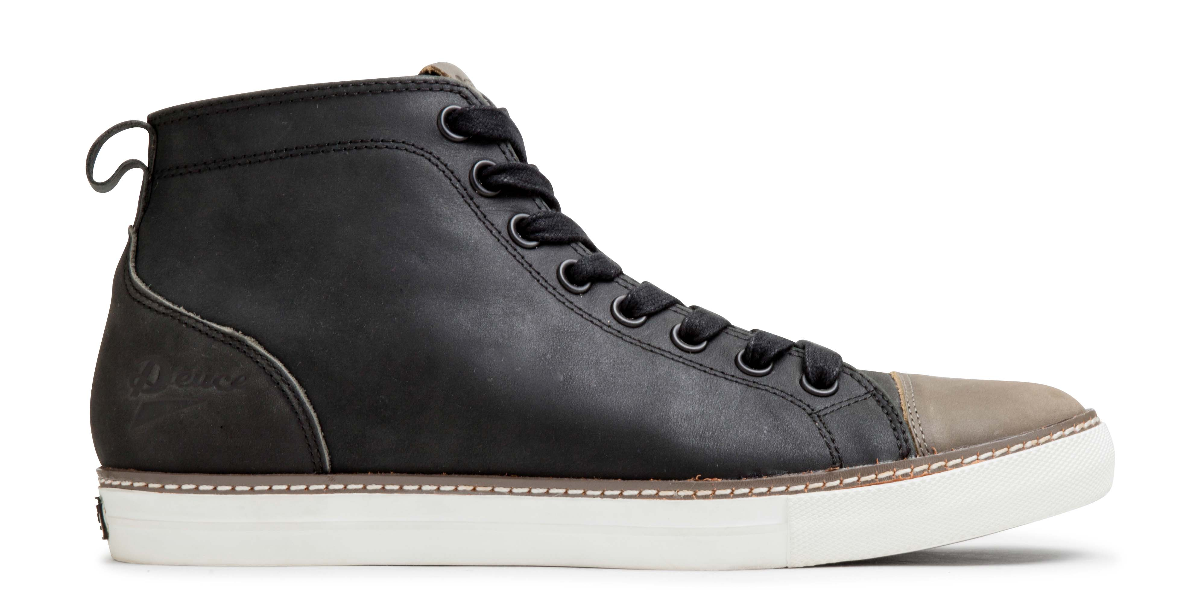 McQueen Hi Leather M_BlackGrey2