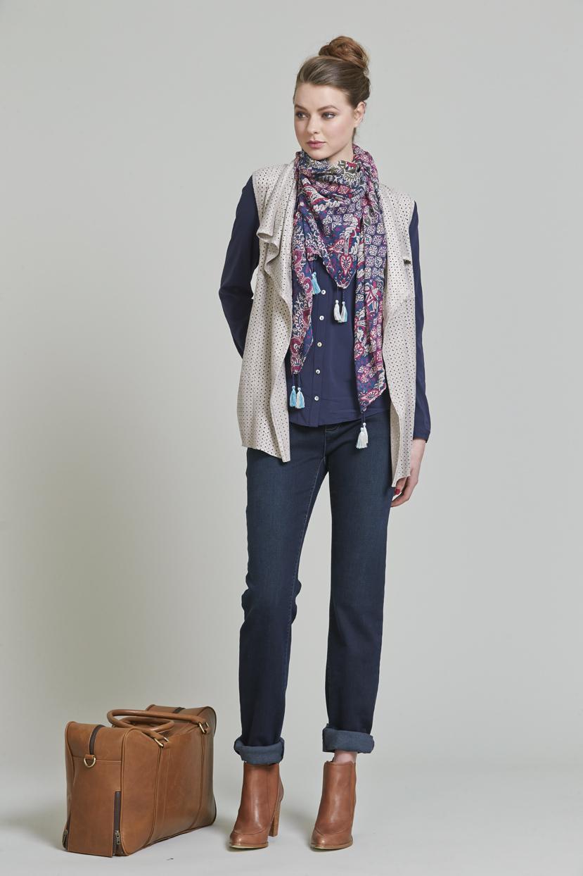Page 21 LS983 Nikita Gilet LS937 Mischa Shirt LS987 Luxe Classic Jean