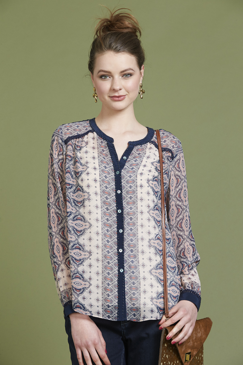 Page 8 LS961 Nomad Blouse