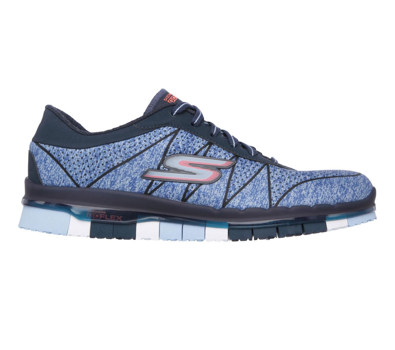Skechers-Go Flex Ability Lace-NVBL-$159.90