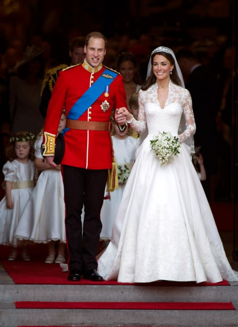 ALEXANDER MCQUEEN has vehemently denied claims by a Hertfordshire-based designer that its creative director, Sarah Burton, used her sketches as inspiration for the Duchess of Cambridge's wedding dress, calling the accusations