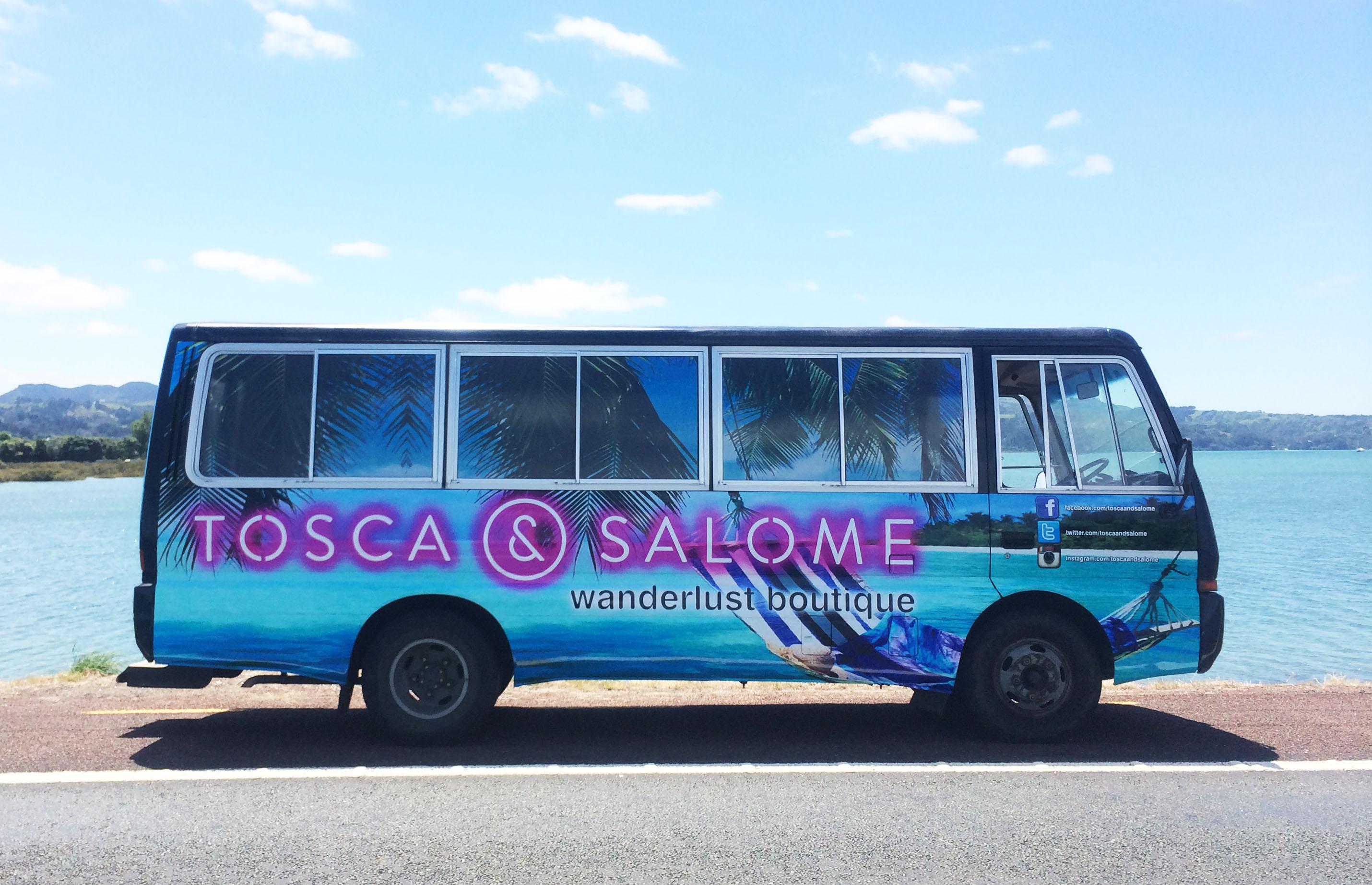 Tosca & Salome Image 6