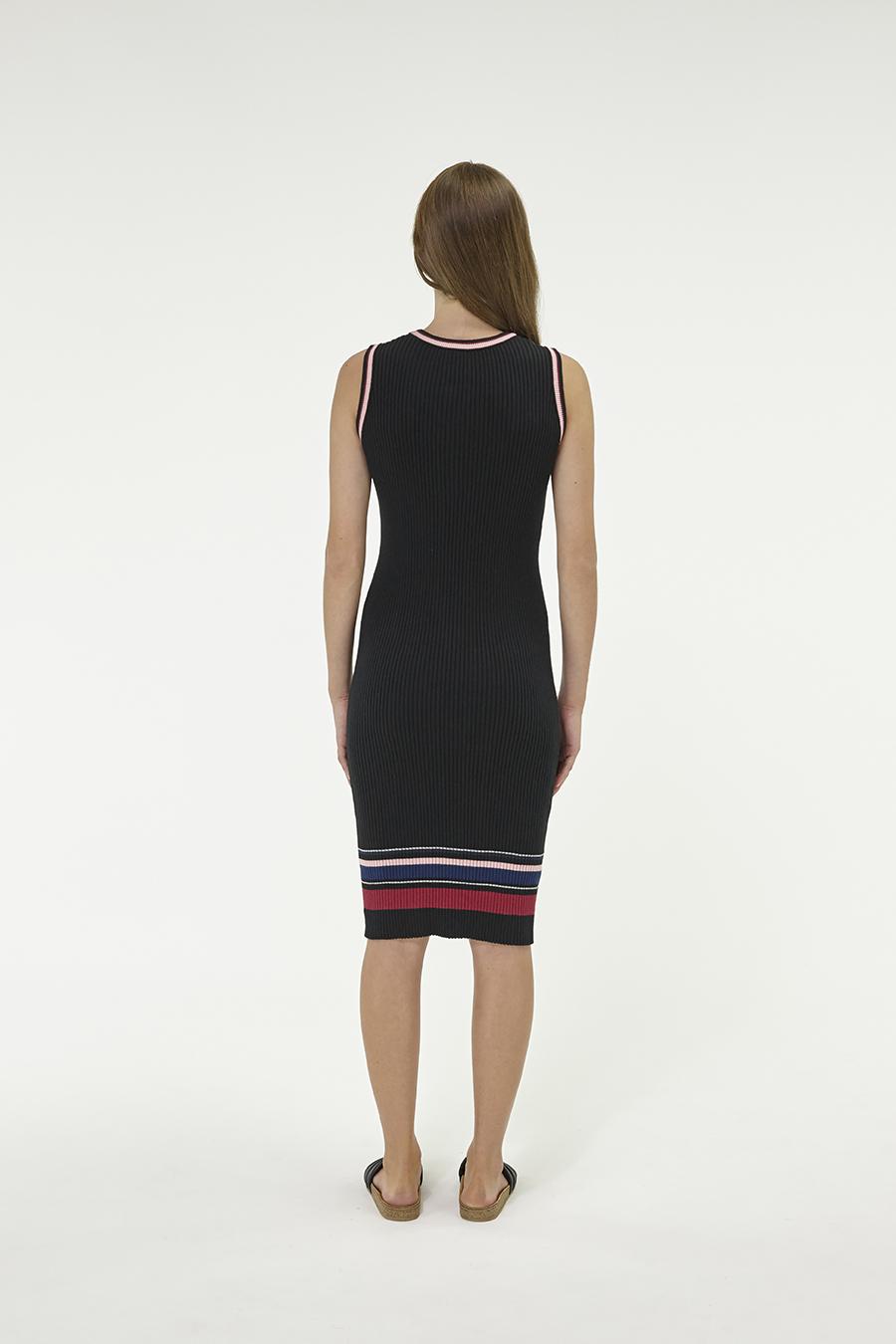 Huffer_Q3-16_W-Rogue-Rib-Dress_Black-03