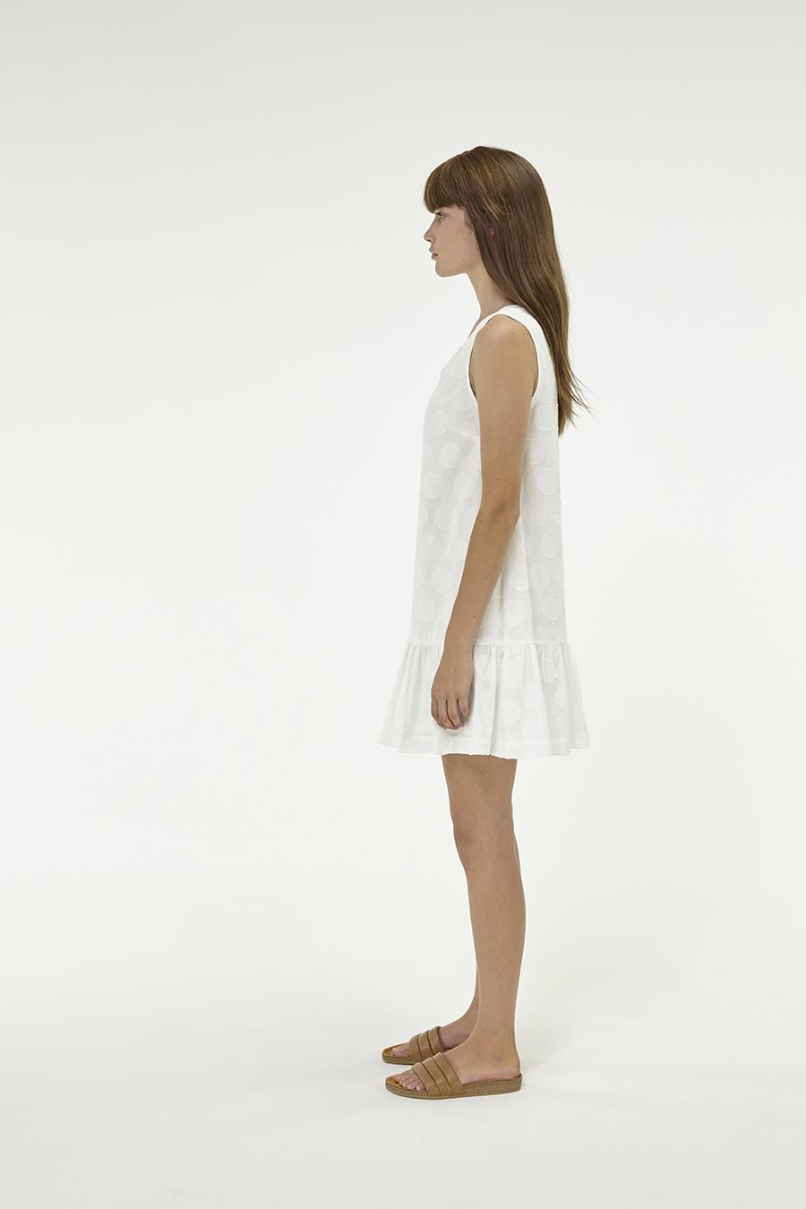 Huffer_Q3-16_W-Spot-Port-Dress_White-02