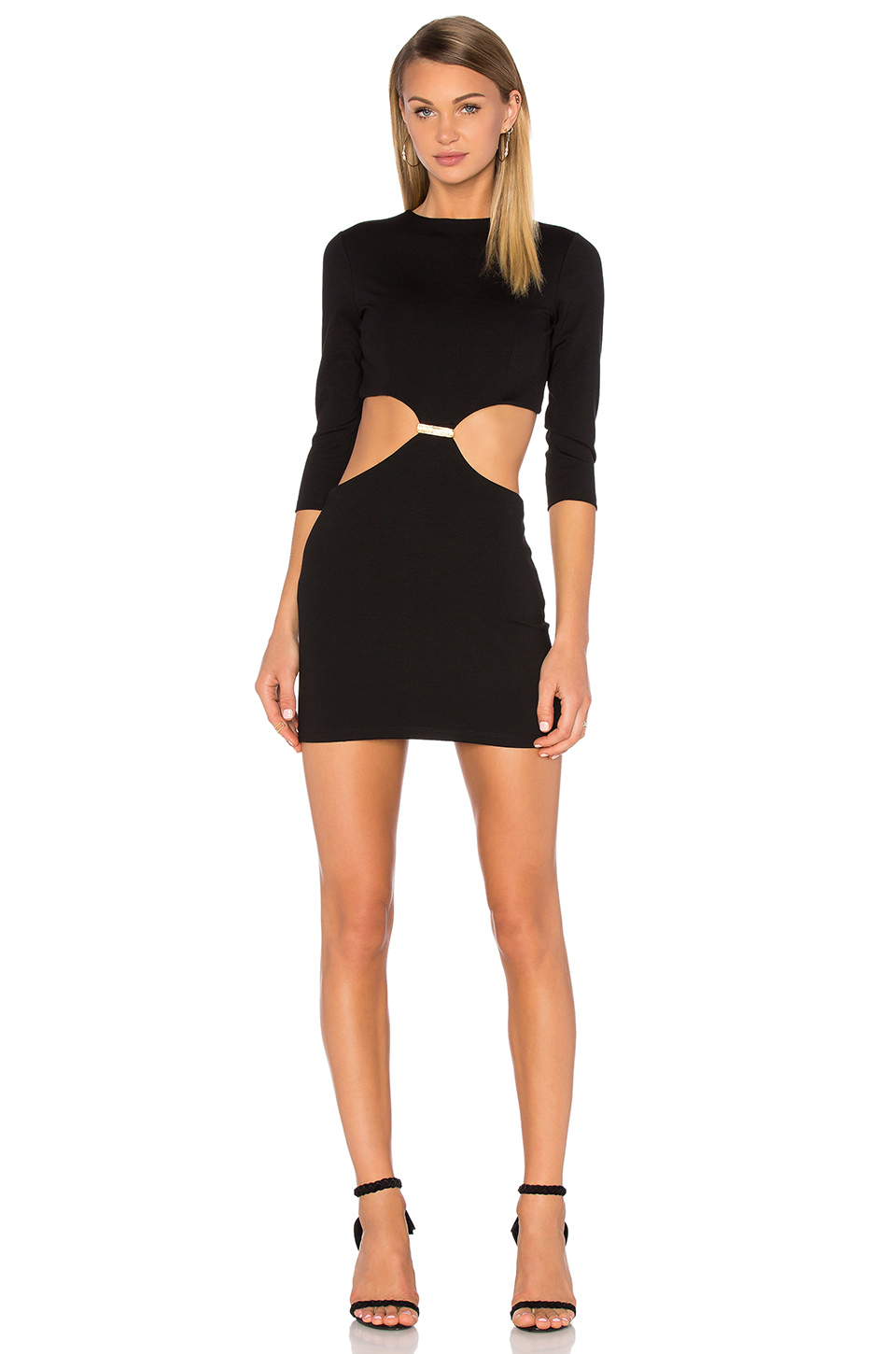 LURELLY CUT OUT DRESS