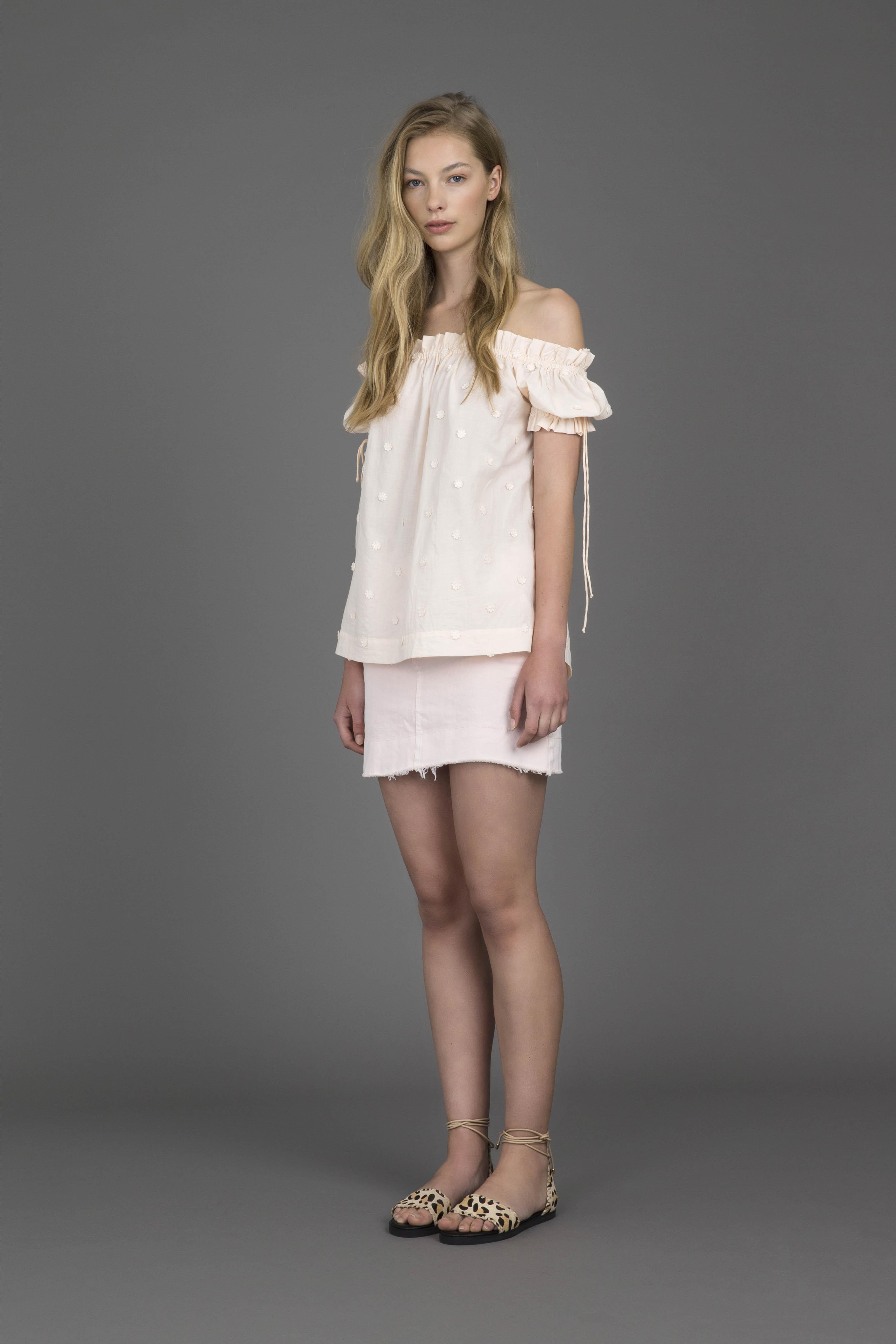 ruby-delroisse-blouse-frances-miniskirt