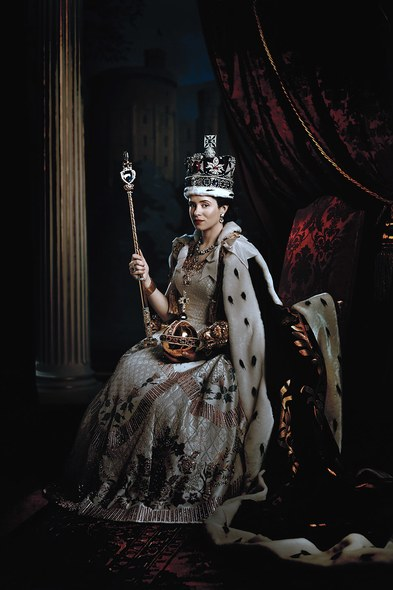 Game of Thrones costume designer, Michele Clapton, has taken on Queen Elizabeth II in the new Netflix show 'The Crown'.  The show is rumoured to have cost $120 million, and we're guessing the amazing costumes were a large part of that.