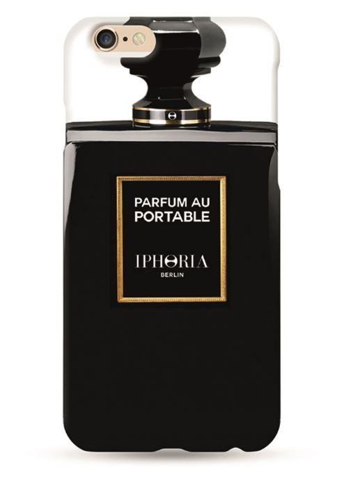 Iphoria 10 - Parfum Au Portable Blacker than Black Case - iPhone 7