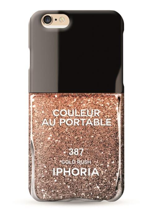 Iphoria 9 - Couleur Au Portable Gold Rush Case - iPhone 7