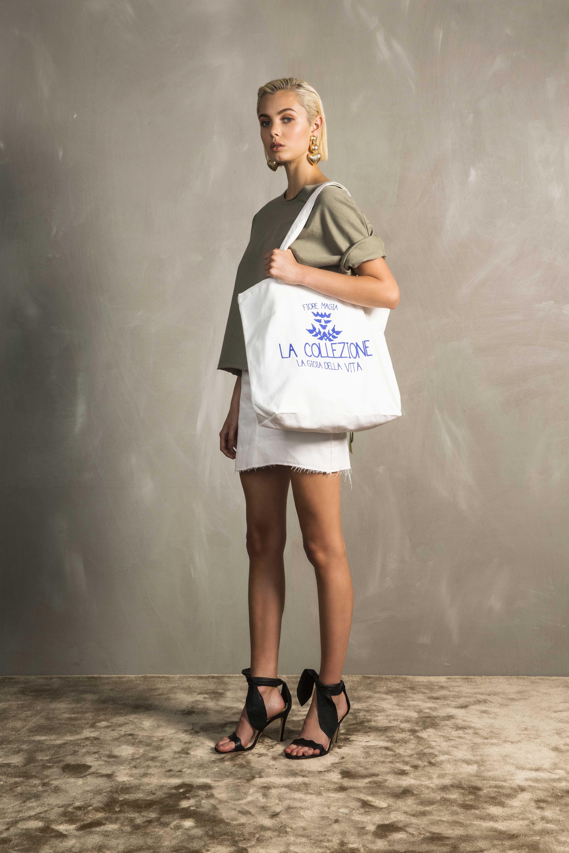 RUBY Gogo T-Shirt, Frances Miniskirt & La Collezione Tote