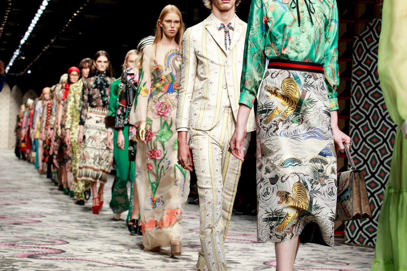 Gucci have announced their Resort 2018 show will take place in Florence, Italy.