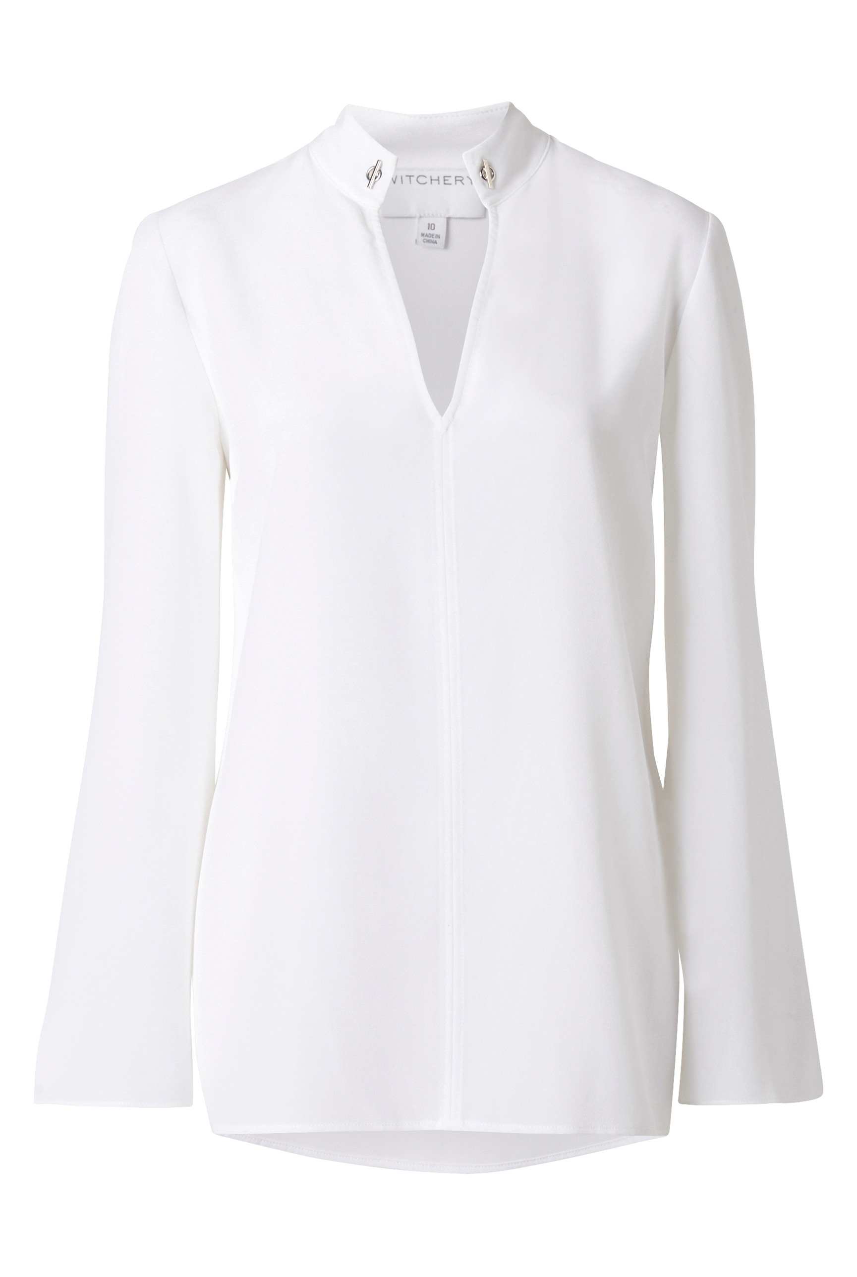 60208481_Witchery OCRF Link Detail Shirt, RRP$159.90