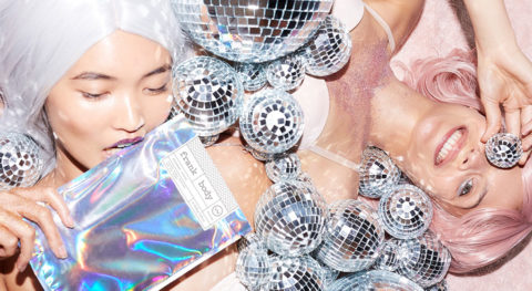 Frank Body launched is new Shimmer Scrub with a 55,000 long waitlist.