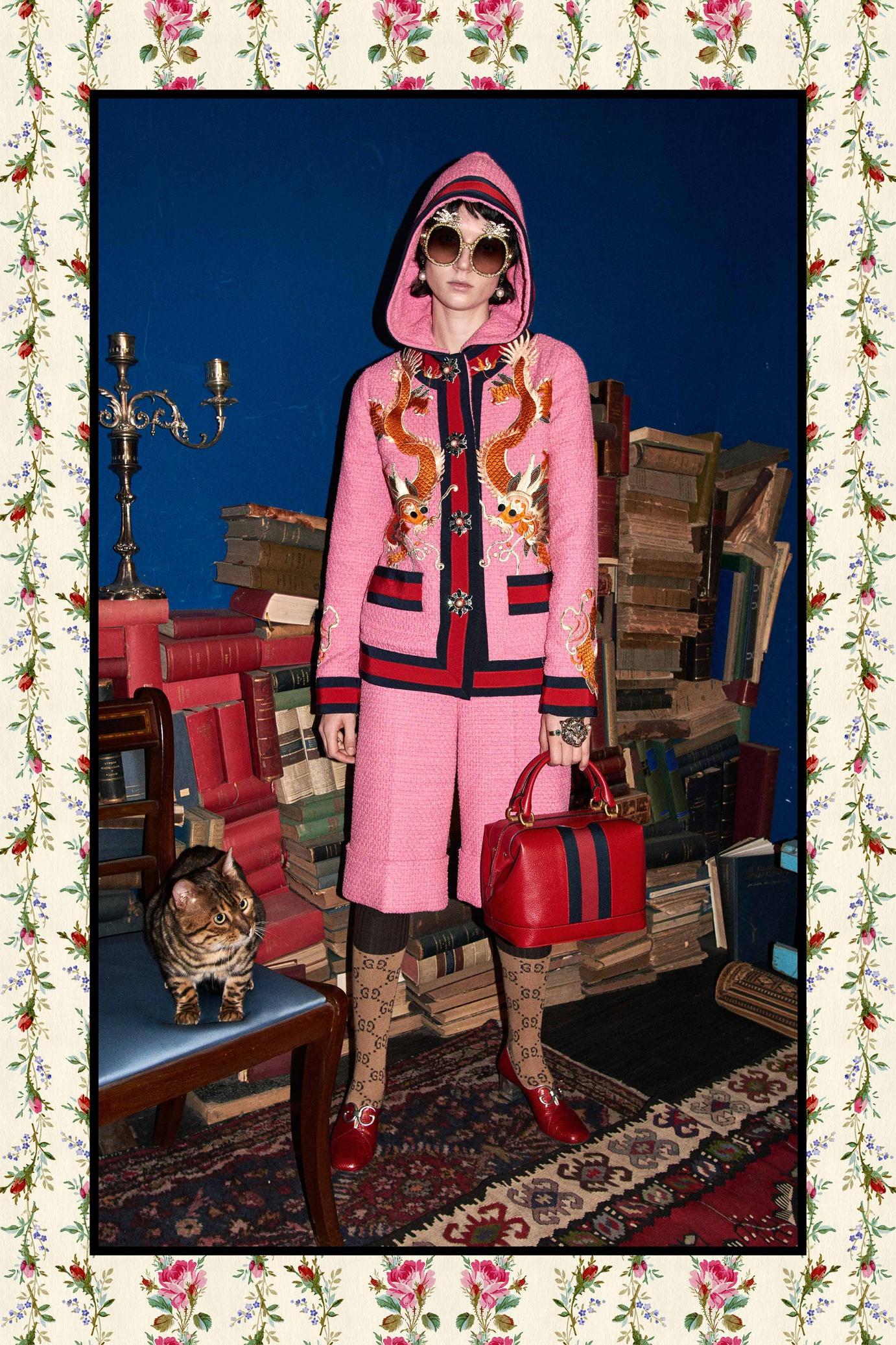 Gucci Pre-Fall/Winter 2017