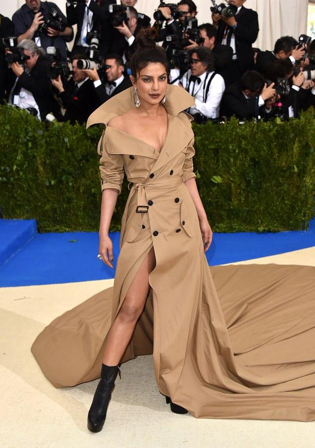 Priyanka Chopra wearing Ralph Lauren