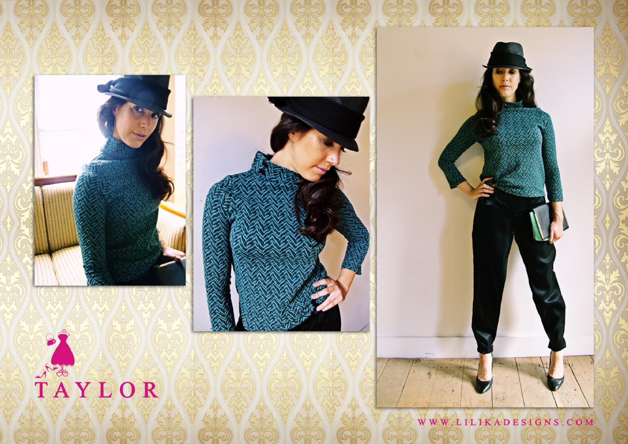 Lilika Designs Fashion House FWM Look Book 2017(Digital )-page-009