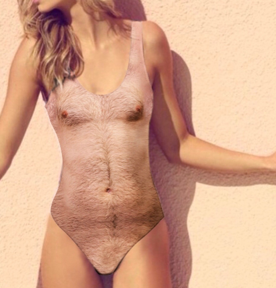 The internet is going wild over this swimsuit from Beloved Shirts.