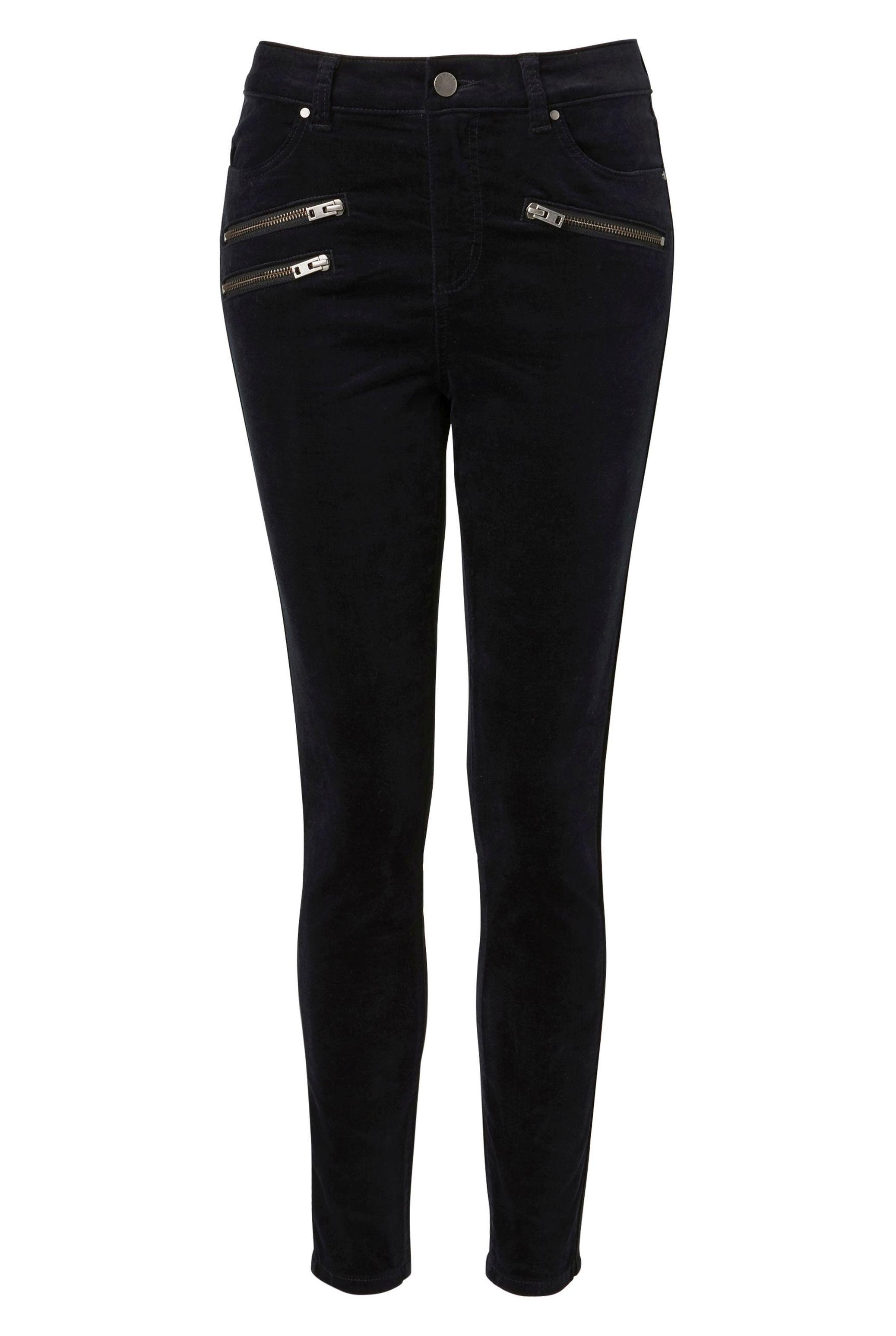 60211806_Witchery Velvet Zip Jean, RRP$169.90