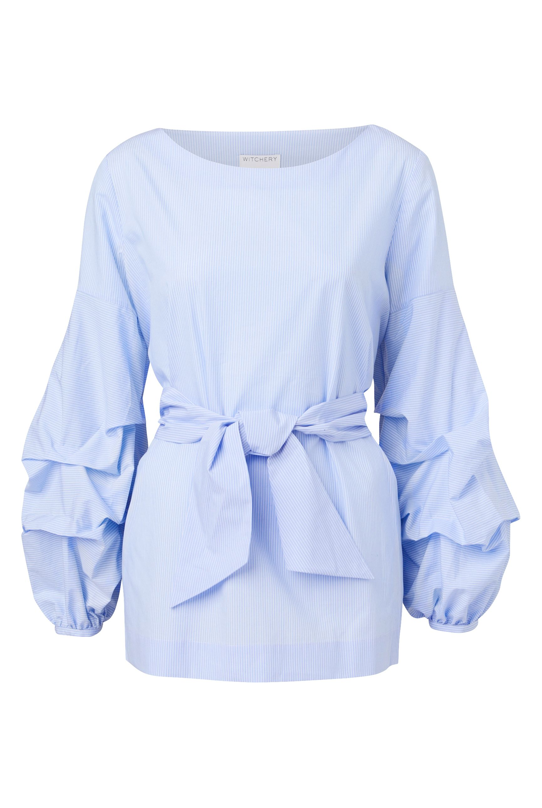 60212375_Witchery Modern Wrap Shirt, RRP $139.90