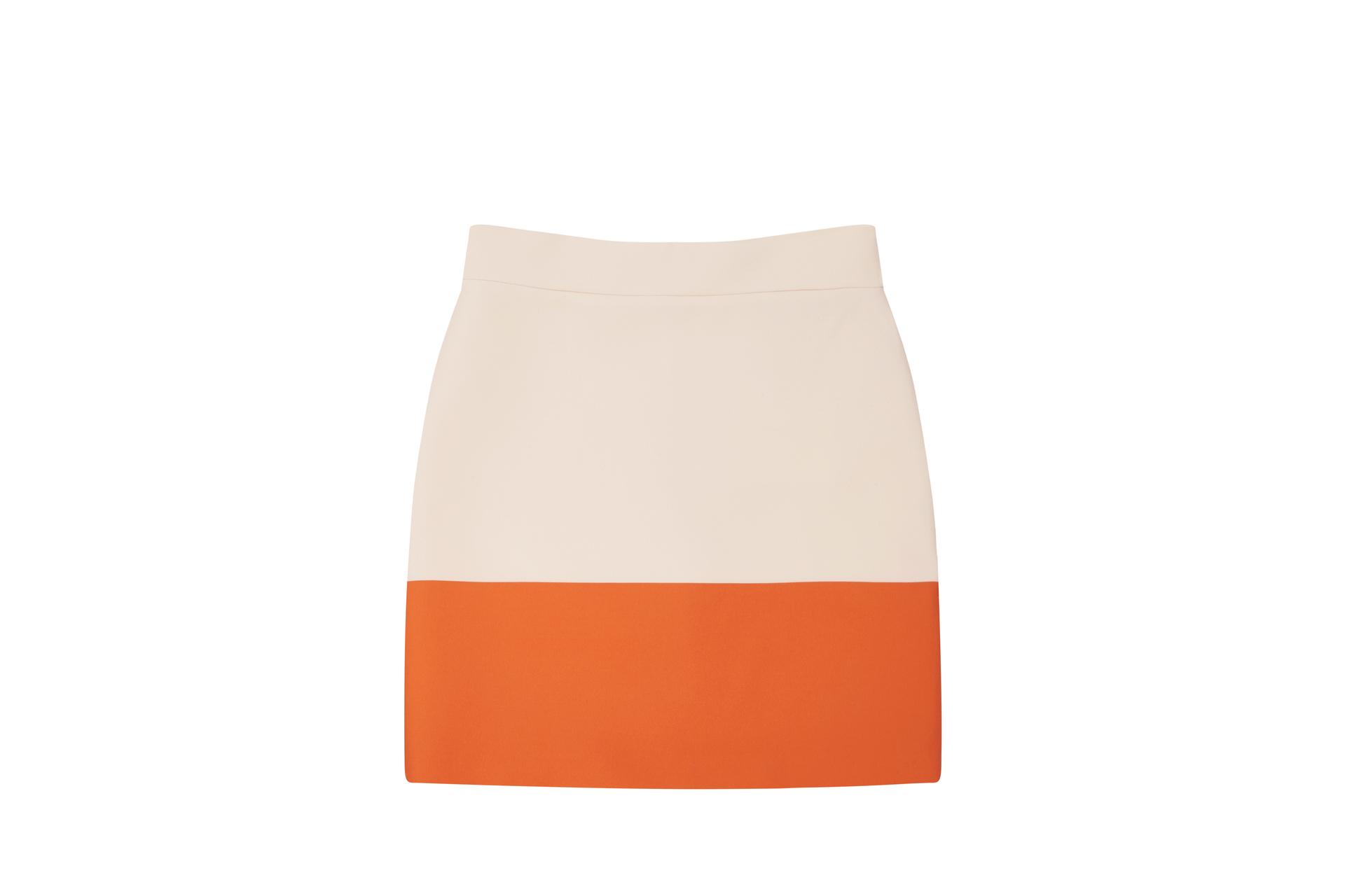 72dpi-2391734c02-43.-BY-JOHNNY,-Bold-Colour-Mini-Skirt-Flesh-Tangerine,-250,-www.byjohnny.com.au