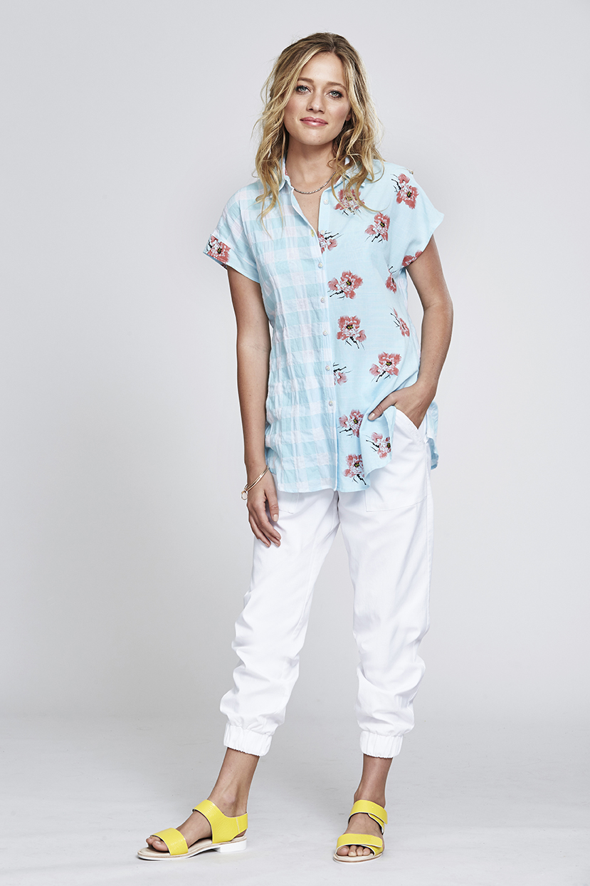 MS99 Summer Bliss Shirt MS140 Jogger Pant