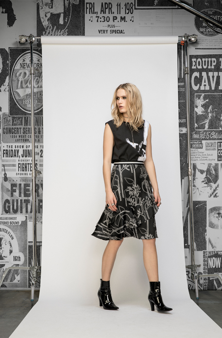 Etched-Skirt