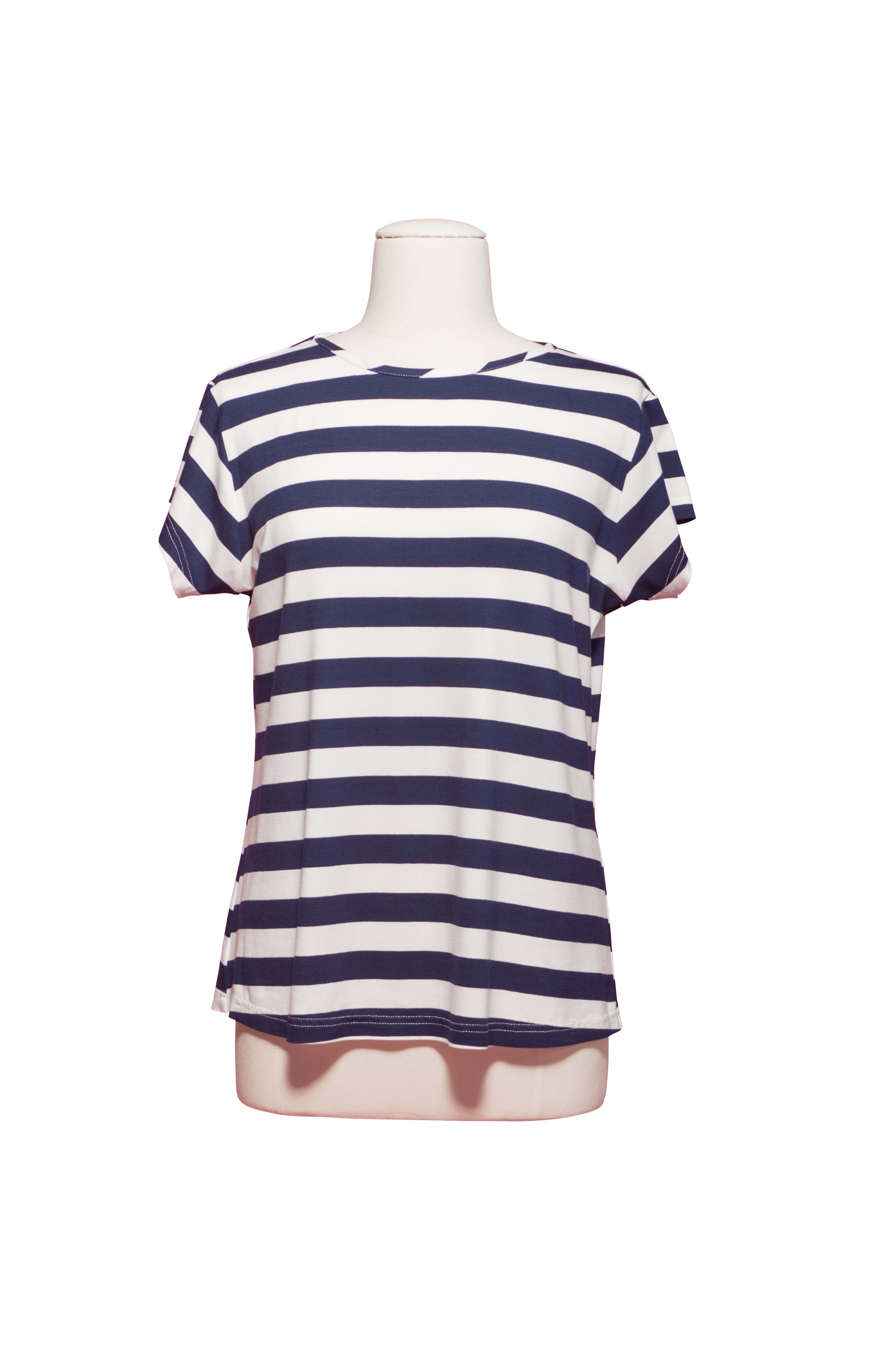 Liann Bellis_Paris Top (Broad Stripe)_$179.00_