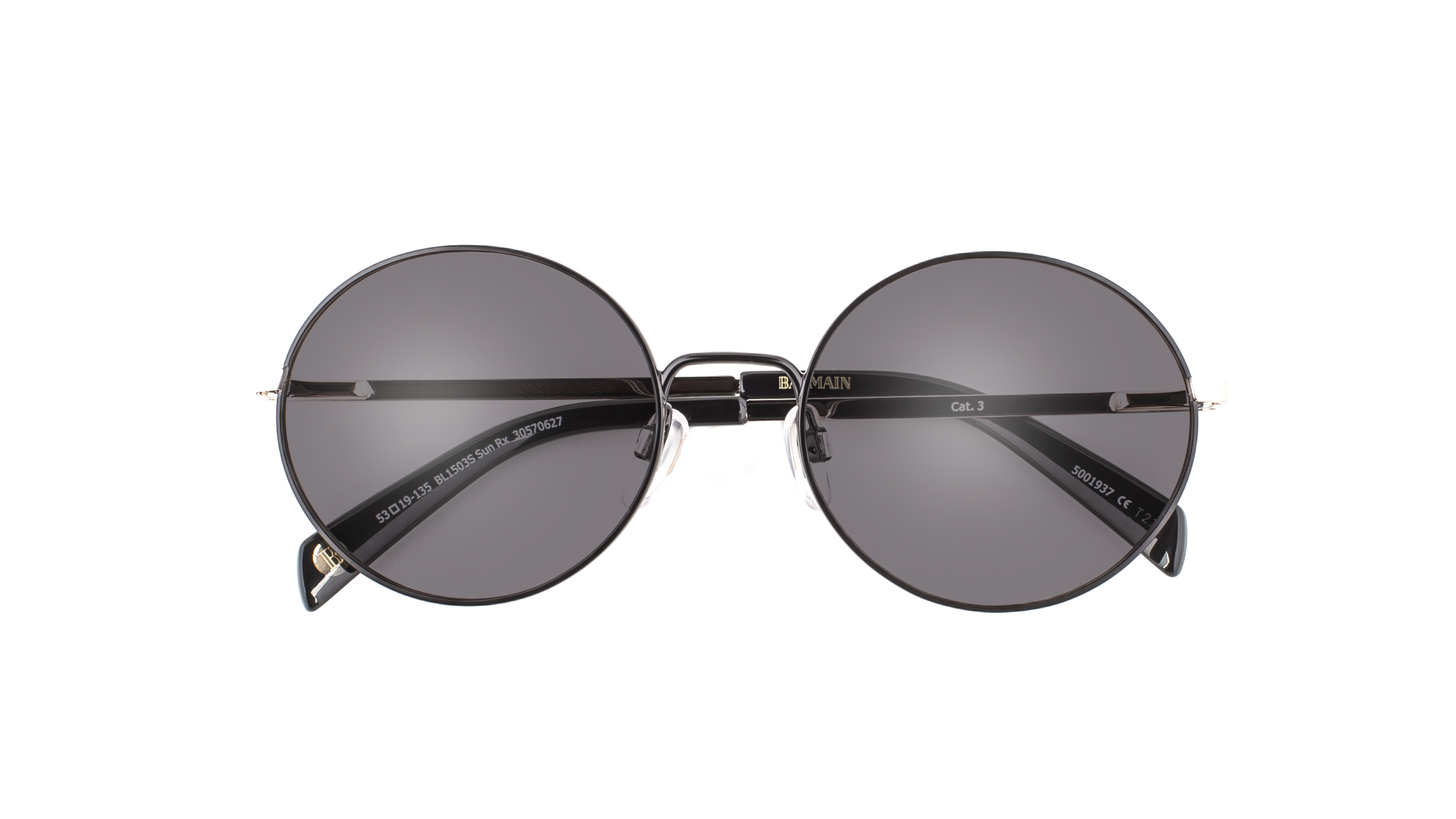 Balmain x Specsavers BL1503 SUN RX 30570627 - RRP 2 pairs single vision $459 (2)