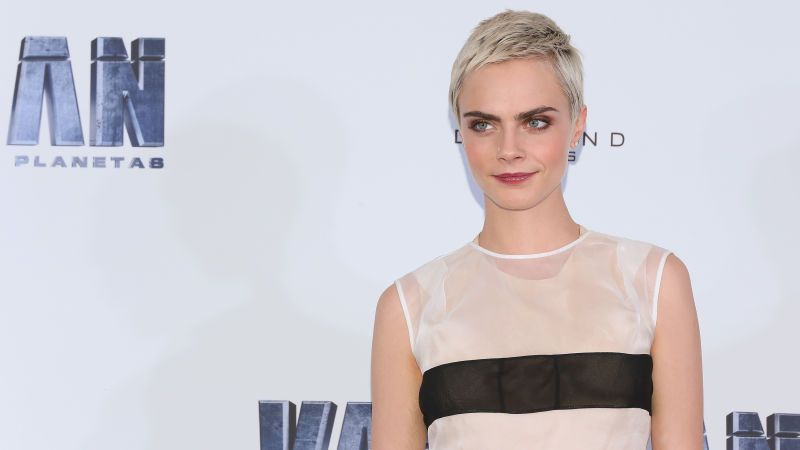 Cara Delevingne to co-star along side Orlando Bloom in upcoming Amazon drama series 'Carnival Row'.