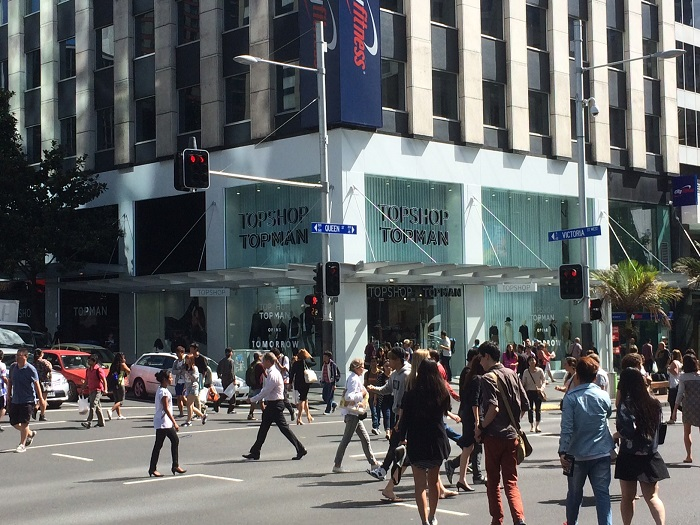 Dated, slow, overpriced range. Is this the reason why Topshop and Topman New Zealand have been placed in receivership?