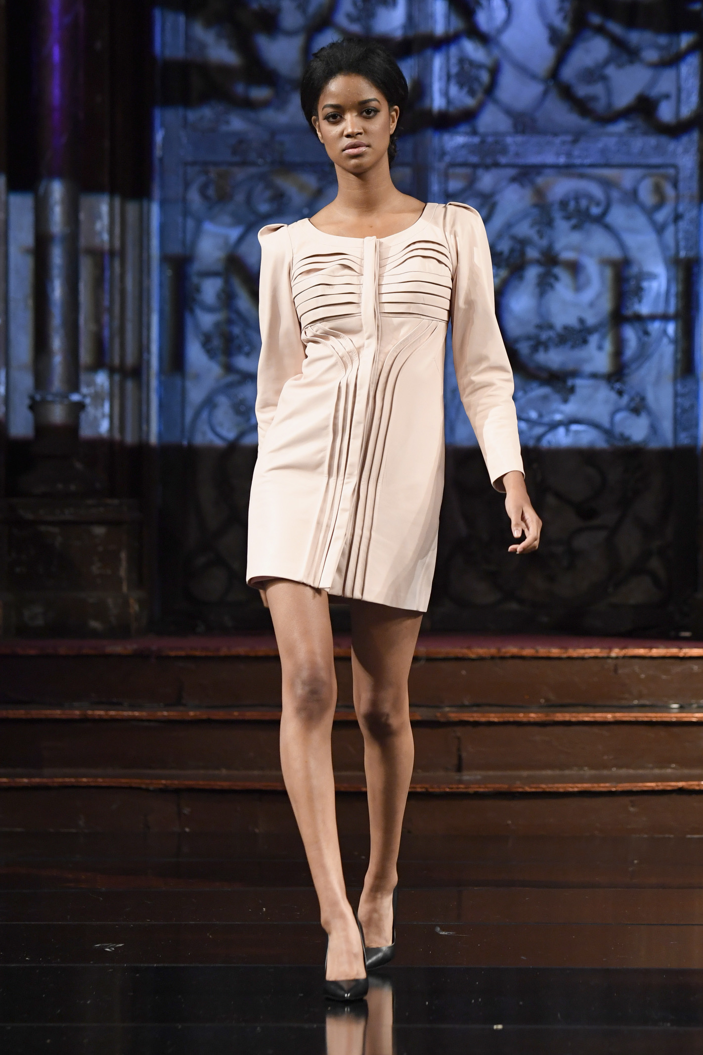 WEILING CHANG at New York Fashion Week Powered by Art Hearts Fashion NYFW