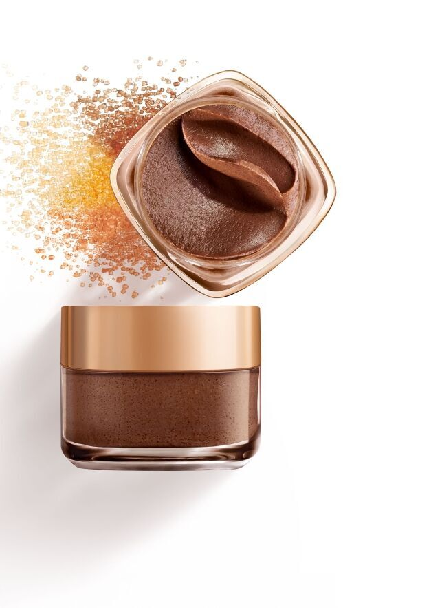 L'Oréal Paris Smooth Sugars Nourish Scrub RRP$19.99 (CREATIVE)_preview
