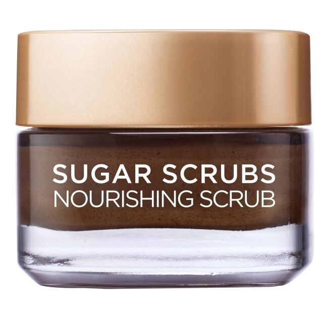 L'Oréal Paris Smooth Sugars Nourish Scrub RRP$19.99 (PRODUCT)_preview