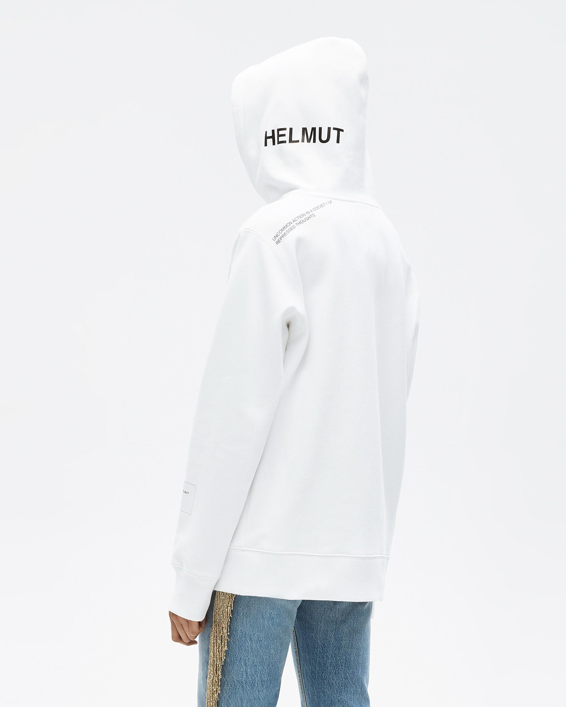 Campaign Index Hoodie White 2