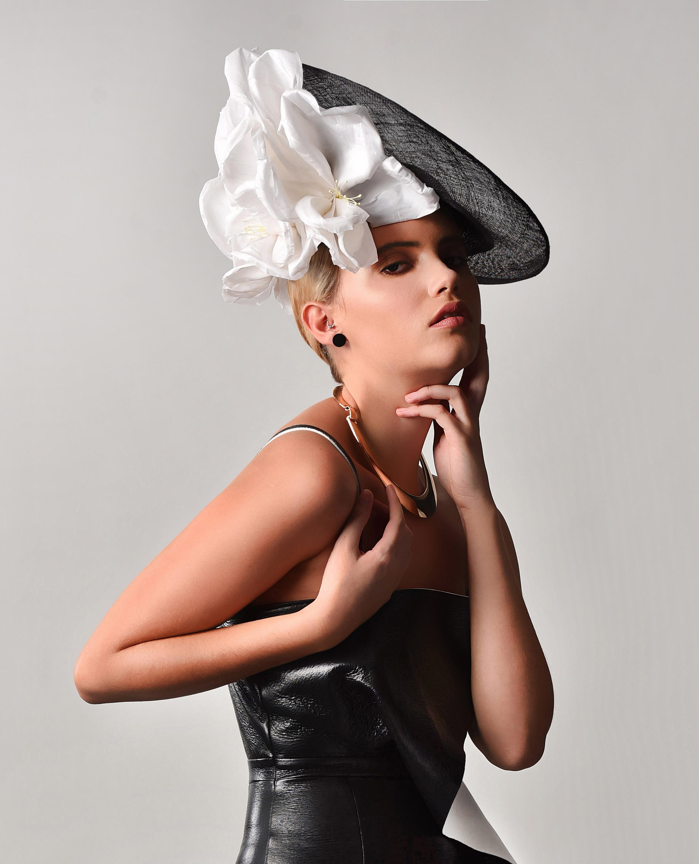Elise Gustilo Hat Fashion Designer