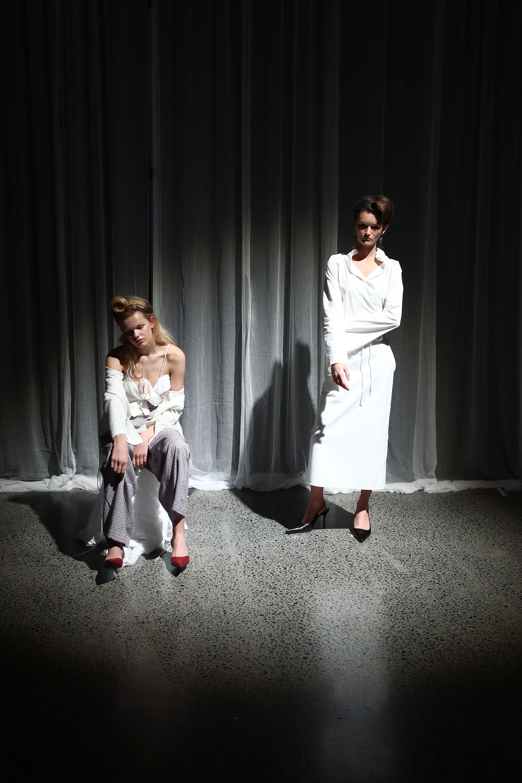 Rachel Mills - Runway - New Zealand Fashion Week 2018