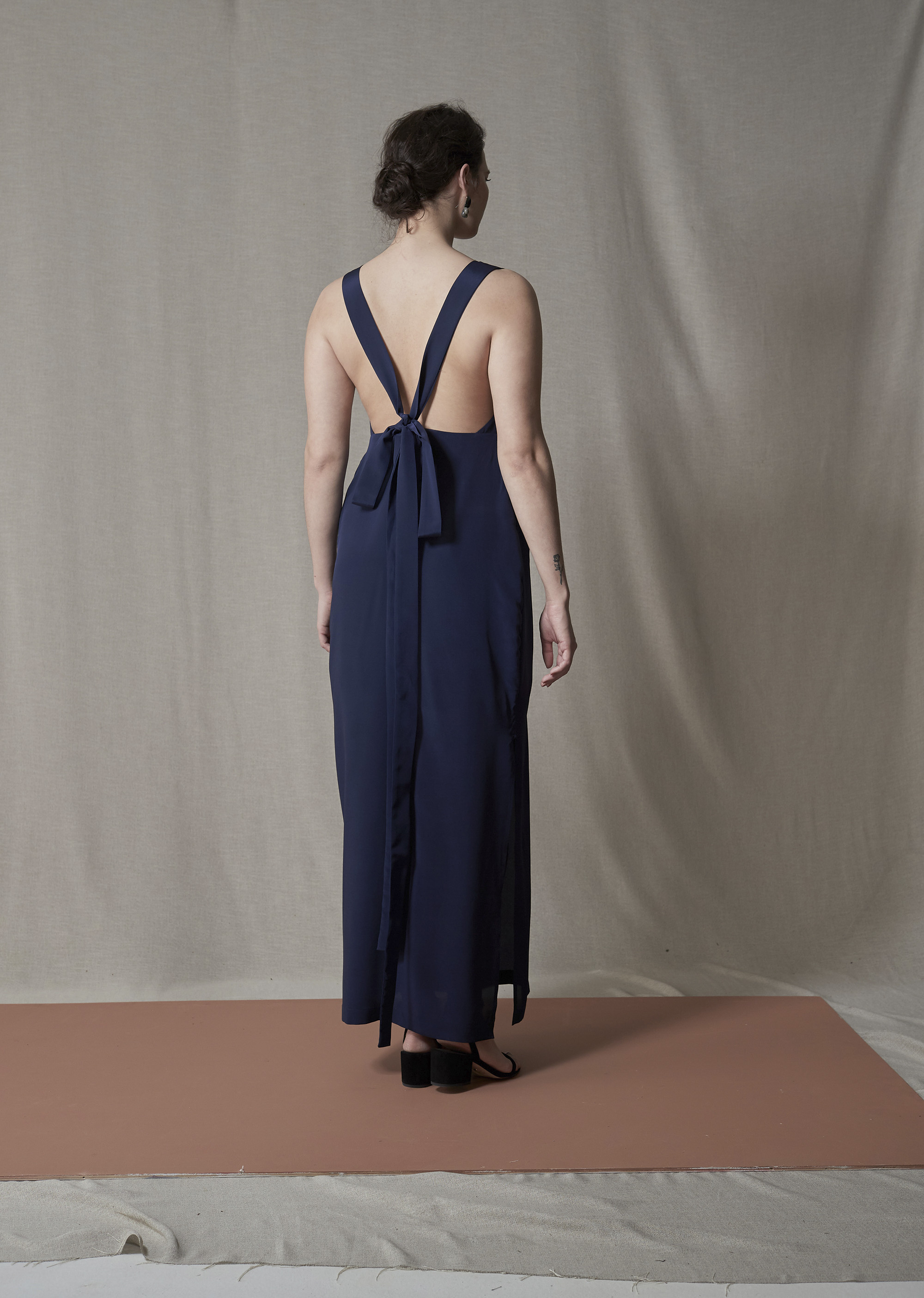 Liam Sarah Gown Back