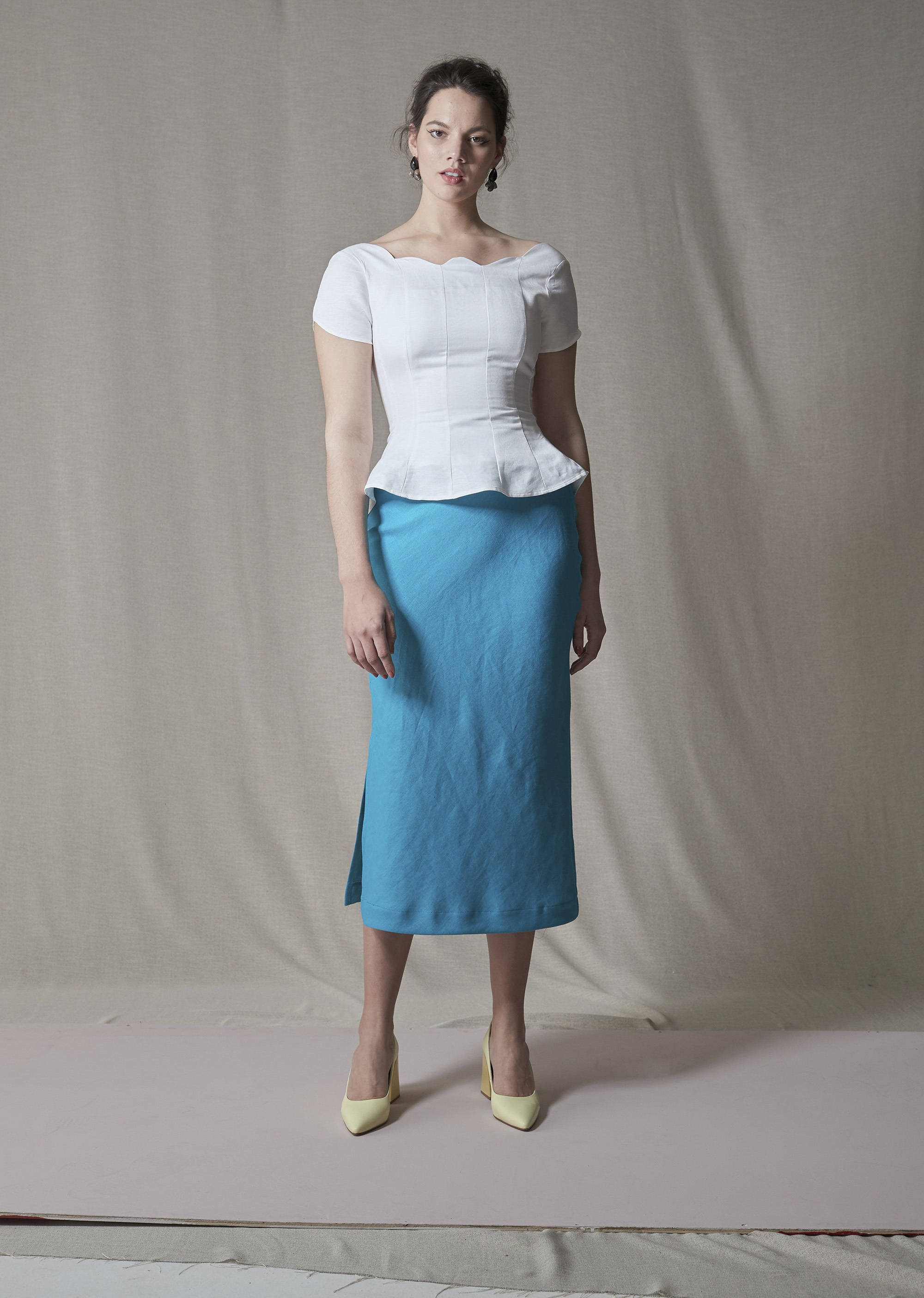 Liam Vicki Blouse & Nirvana Skirt