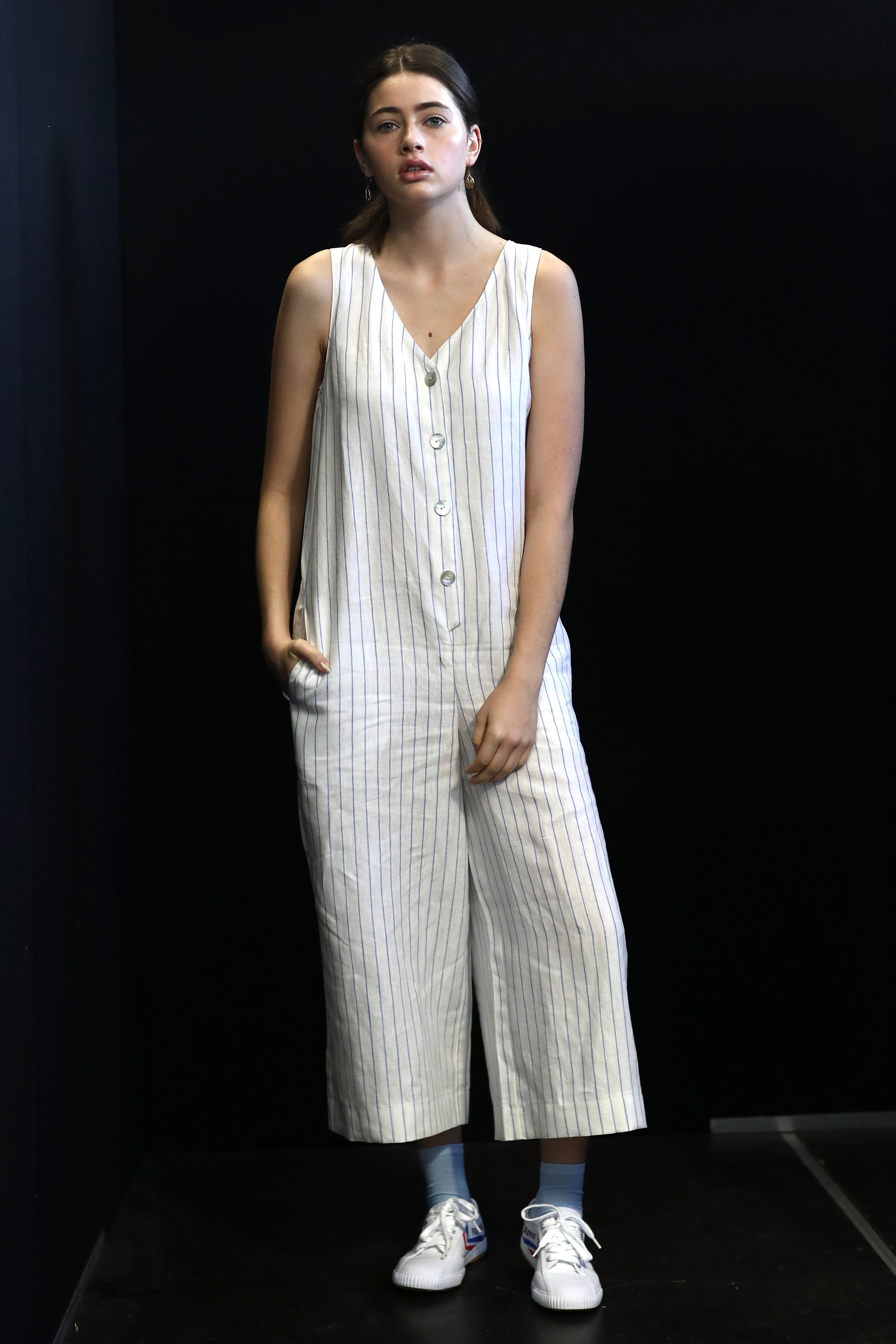 Hej Hej - Backstage - New Zealand Fashion Week 2018