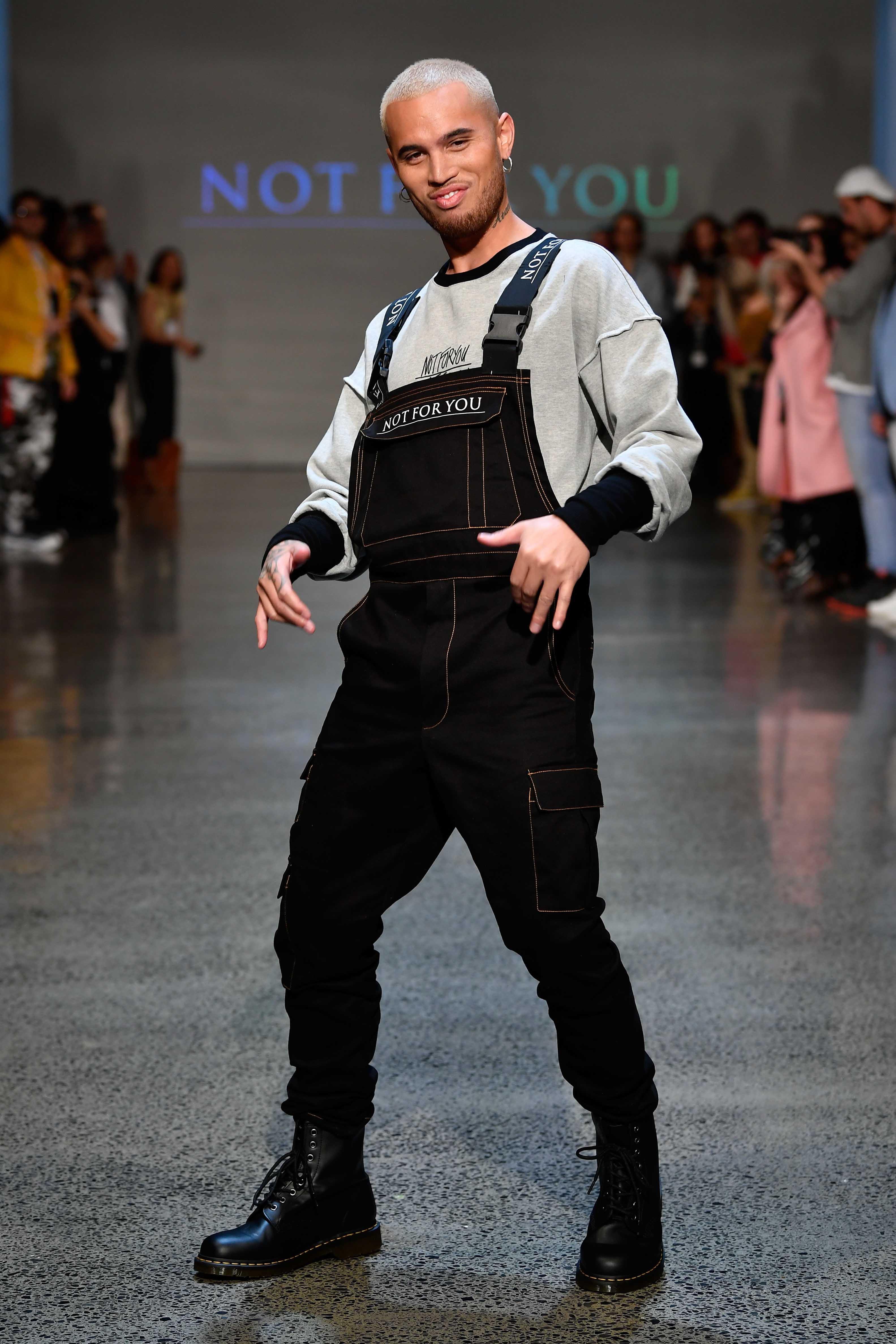 Not For You (N.F.U) Contemporary Salon - Runway - New Zealand Fashion Week 2018
