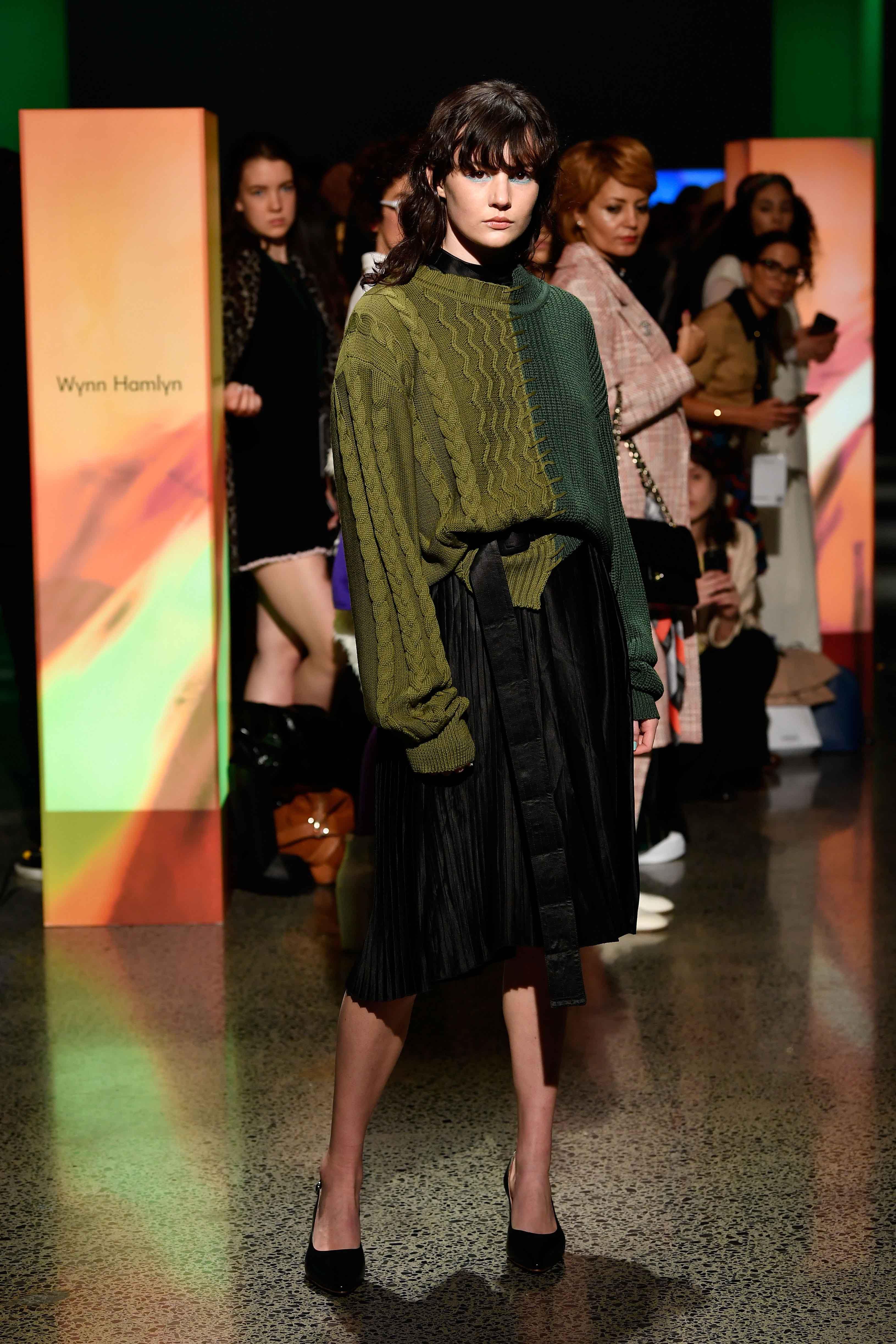 Wynn Hamlyn - Runway - New Zealand Fashion Week 2018