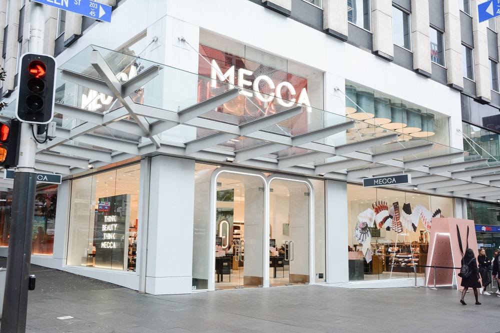 MECCA BEAUTY DESTINATION