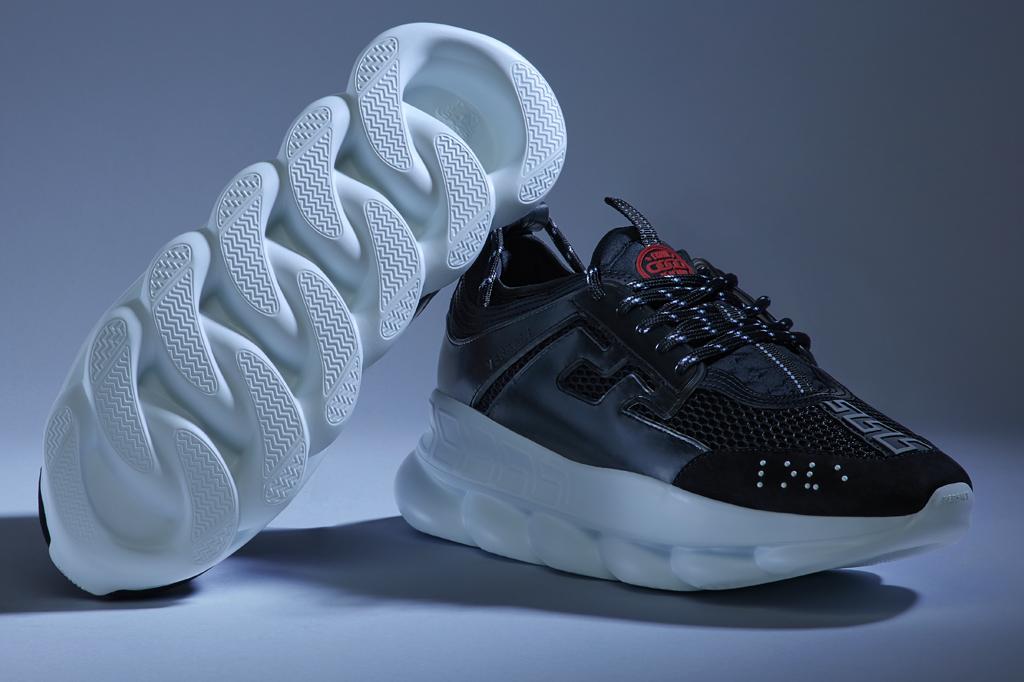 verscae x goat chain reaction sneaker