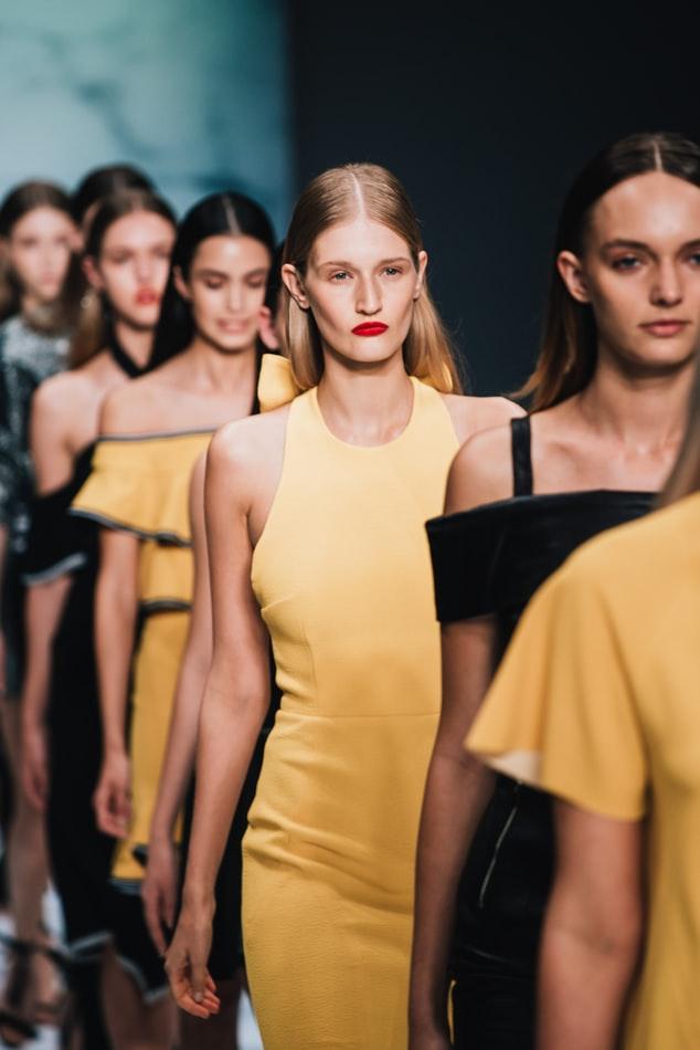 Falling In Line For Fashion Week Apparel
