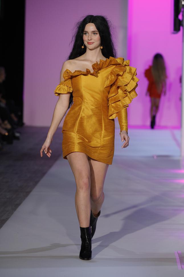Kathryn Wilson - Runway - New Zealand Fashion Week 2019
